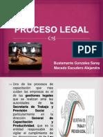 Proceso Legal