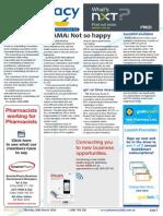 Pharmacy Daily for Thu 20 Mar 2014 - AMA
