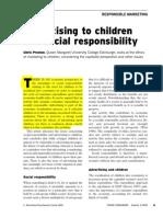 AD Copii CSR