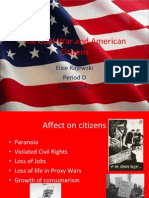 communism and american citizens