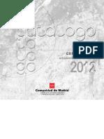 Catalogo Carto 2012
