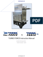 Intec Turbo Force Manual English