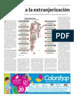 Un límite a la extranjerización (Miradas al Sur 18/12/2011 - Pág. 1 de 2)