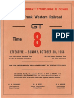 1966 GTWR ETT