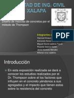 Diapositivas de La Expo de Thompson