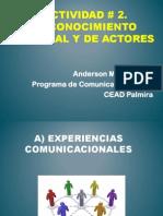 Act 2 Entrega de La Tarea Reconocimiento General y de Actores Anderson MuA -Oz 1