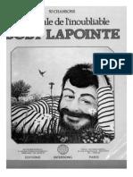Boby Lapointe - Book - Integrale