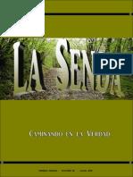 Revista La Senda Agosto - 2009