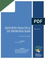 REPORTE DE PRÁCTICA RAM
