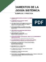 Artículos Pedagogía Sistémica