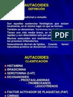 03. ANTIHISTAMINICOS - AINES