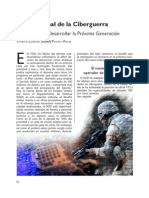 El Profesional de La Cyberguerra (USAF 2012 Franz s)