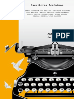 Escritores Acrónimos - Poesía
