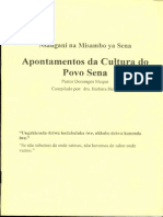 Meque, Domingos - Apontamentos Da Cultura Do Povo Sena