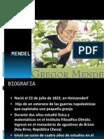 Diapositivas Historia de La Medicina - Mendel - Copia