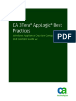 Applogic Win Appliance Creation Ex Companion r3 Final