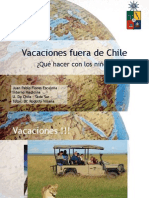 Vacaciones Fuera de Chile
