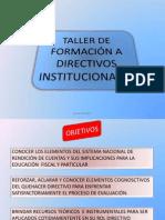 Taller Directivos