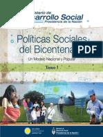 Políticas Sociales del Bicentenario, Un Modelo Nacional y Popular