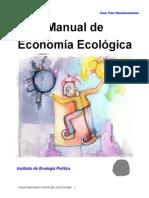Manual Economia Ecologica