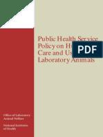 Phs Policy Lab Animals