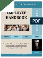Employee Handbook (Rev 2013)