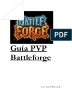 Guía PVP Battleforge Edición Twilight