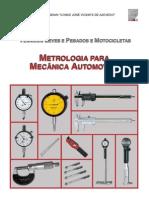 metrologia automotiva.