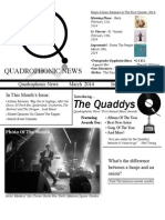 Quadrophonic News Issue #8
