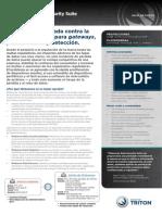 Datasheet Data Security Suite Es