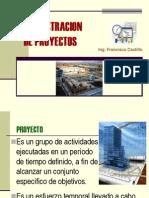 Admon. de Proyectos