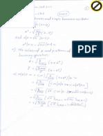 Solution CH2 Problem 2.14Sakurai, Napolitanio 2ed, Modern Quantum Mechanics
