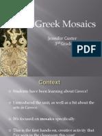 greek mosaic artifacts