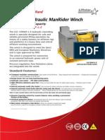 Ingersoll Rand - Hydraulic Manrider
