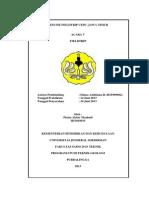 Cover Laporan Praktikum Mineralogi