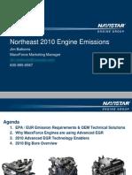 2010 Emissions Update