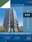 BRO - 11th Floor - 1111 West Georgia Street - Emailable