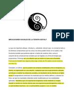 19.Implicaciones Sociales de La Terapia Gestalt