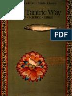 The Tantric Way - Ajit Mookerji Madhu Khanna