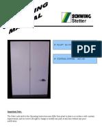 M1-MCI360 Compartment Batcher Maintenance Manual