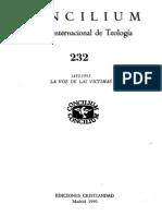 concilium 232 - la voz de las victimas (1492_1992).pdf