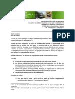 TP 1 Cassany. El futuro de la composicion. Guía de lectura 2014