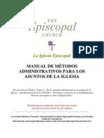 Manual de Administracion Iglesia