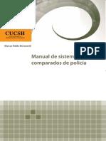 Manual de sistema comparados de policía.MPMG para la actiivdad 1 unidad 2