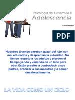 Adolescencia Oficial