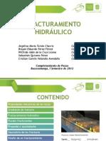 Fracturamiento Hidraulico