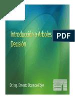 Intro Ducci on Ar Boles Decision
