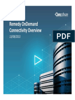 2.-OnDemand Conectivity Options