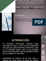 Oferta, Demanda, y Competencia (1).pptx