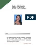 Hoja de Vida Maria Fernanda Jimenez